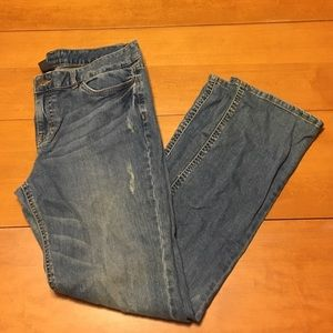 Mossimo Curvy Boot Cut Jeans ~ 14